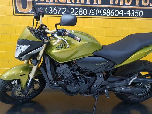honda cb 600f hornet - verde - 2012 -  11977401073 débora