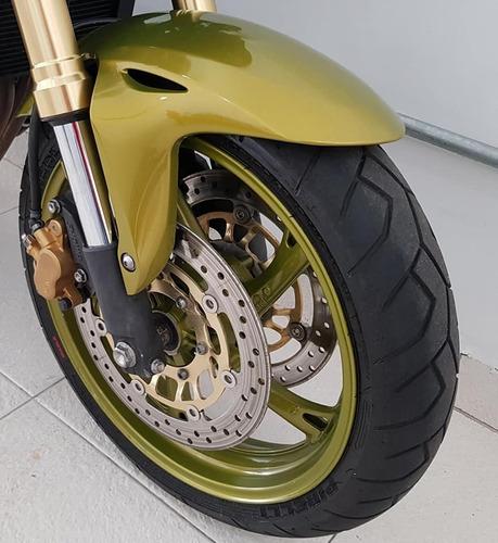 honda cb 600f hornet verde 2012/2012
