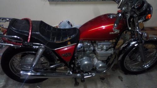 honda cb 650 costom mod 1980 origen japon