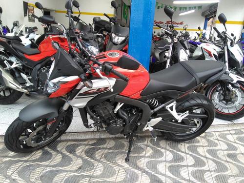 honda cb 650 f abs 2018 moto slink