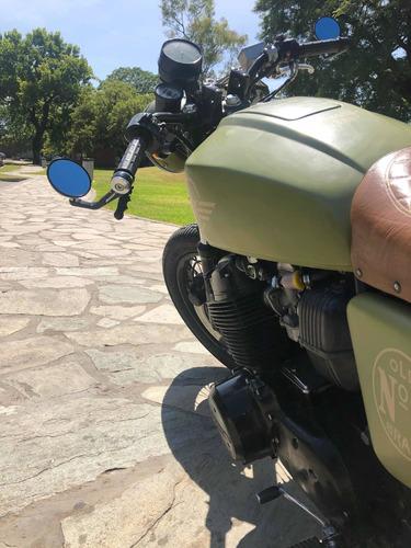 honda cb 750 cafe race  unica en argentina