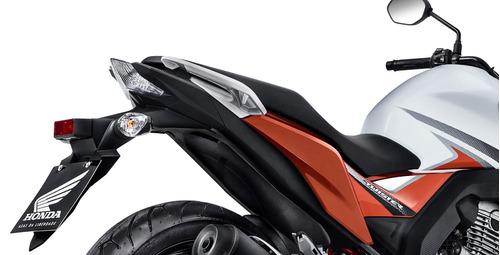 honda cb twister 250 2017 0km sarthou modelo nuevo