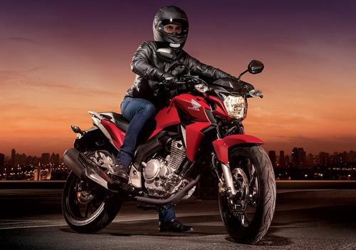 honda cb twister 250  power bikes zona norte!!