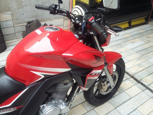 honda cb twister 250cc