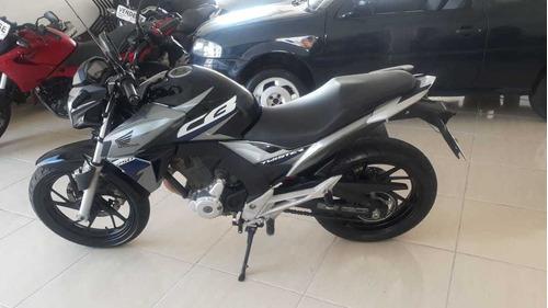 honda cb twister 250cc ano 2019 oferta