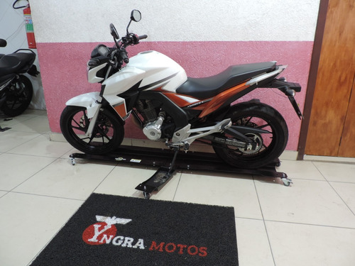 honda cb twister 250f flexone 2017