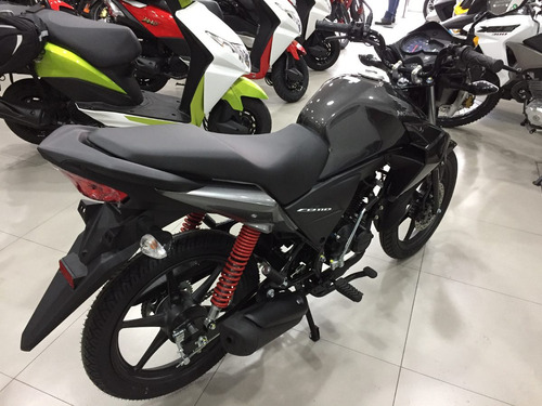 honda cb1 2017 naked deportiva 110cc