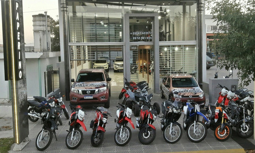 honda cb125f okm -  paperino motos