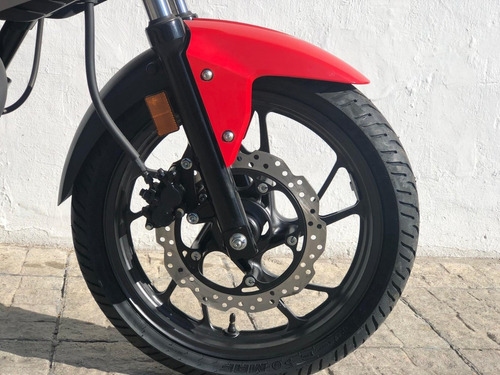 honda cb160f - concesionario oficial honda - bike up.