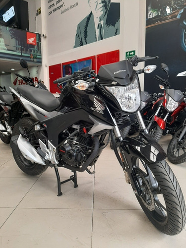 honda cb160f std-dlx nueva modelo 2022 inicial desde $100000