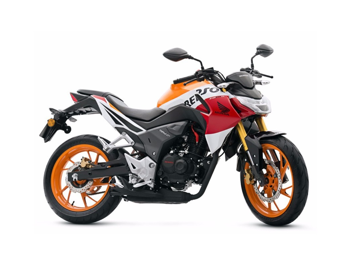 honda cb190 repsol 2018 0km cb 190 avant motos en mercado libre. Black Bedroom Furniture Sets. Home Design Ideas