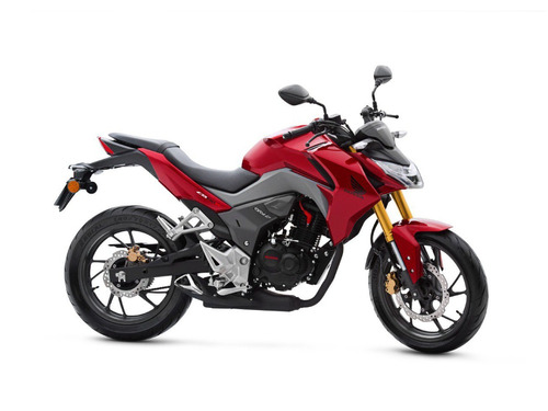honda cb190 rojo 2018 0km cb 190 avant motos