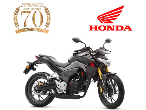 honda cb190r negra 2018 0km cb 190r avant motos