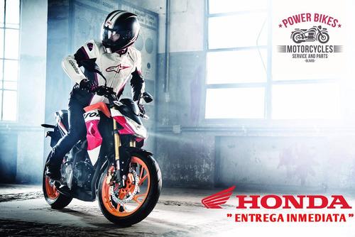honda cb190r repsol 0km 2017 entrega inmediata!!! powerbike