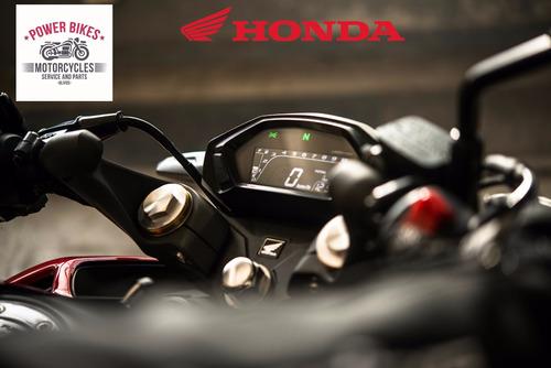 honda cb190r repsol 0km 2018 entrega inmediata! power bikes