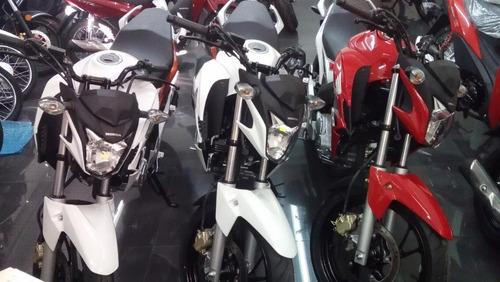 honda cb250 0km 2019 motolandia !!