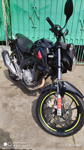 honda cb250 new twister