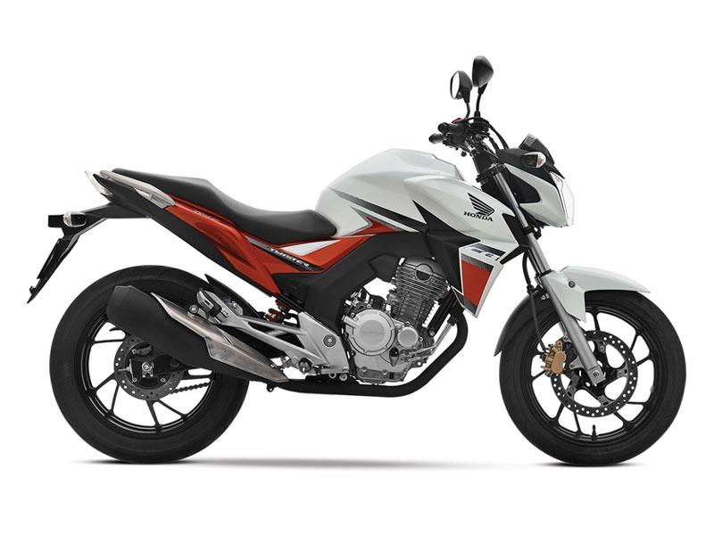 Honda Cb250 Twister Blanca 2018 0km - $ 114.300 en Mercado ...