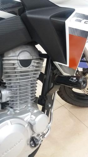 honda cb250f twister abs, painel digital, com garantia vd/tr