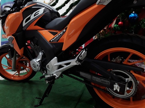 honda cb250f twister abs, painel digital, led, zap991058732