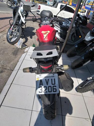 honda cb300r ano 2012  moto podium
