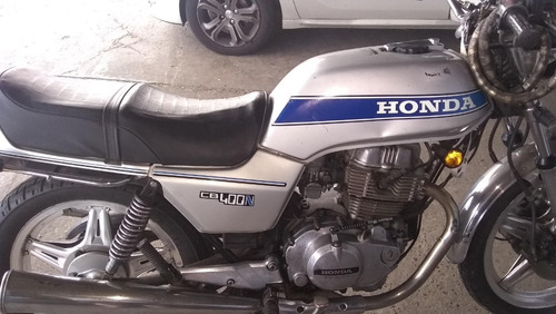 honda cb400n 1981