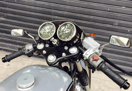 honda cb400n  cafe racer  .:unica:. ( 6 velocidades )