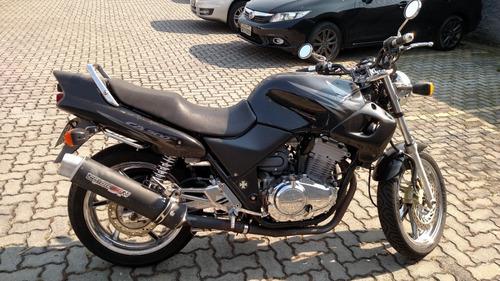 honda cb500 ano 2001