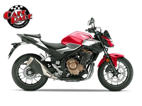 honda cb500f 500cc 2019 | financiada deportiva!!