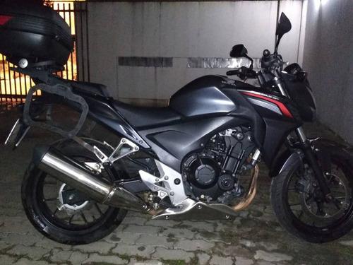honda cb500f moto
