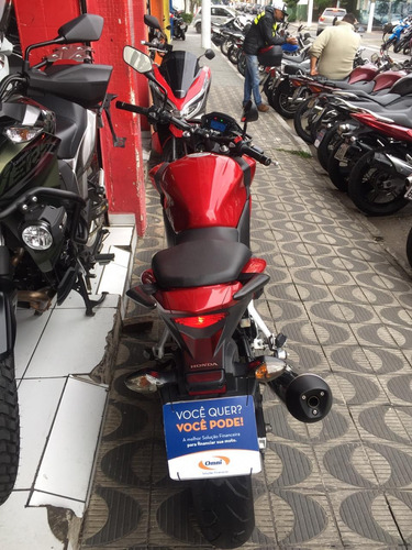 honda cb500f motos
