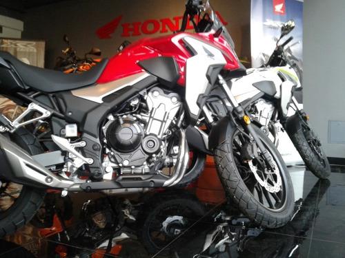 honda cb500x nuevo modelo en centro motos