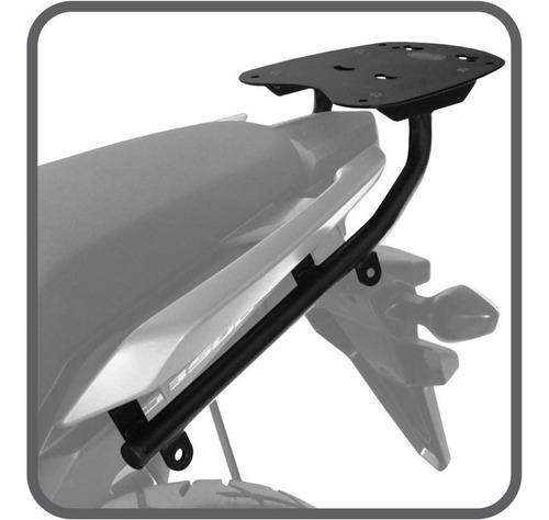 honda cb500x protetor motor carenagem pedaleira + bagageiro