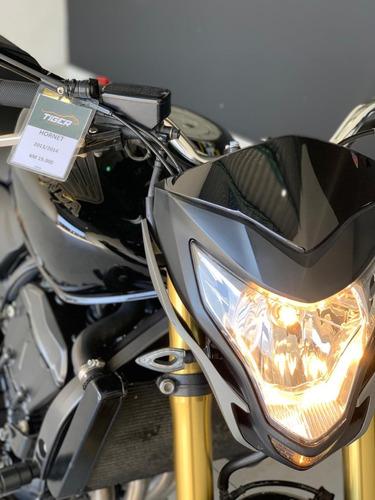 honda cb600f hornet 2014 19.000- manual+chave reserva