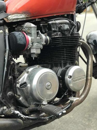 honda cb650 custom