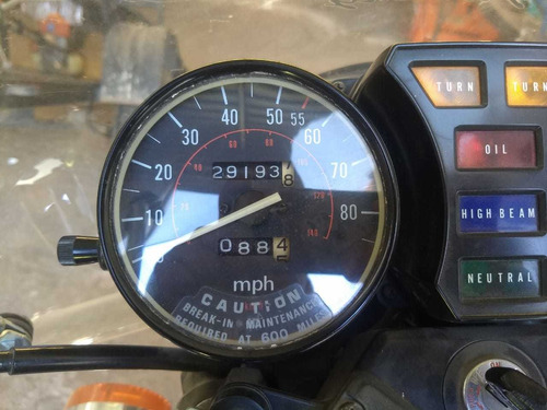 honda cb750 30000 km