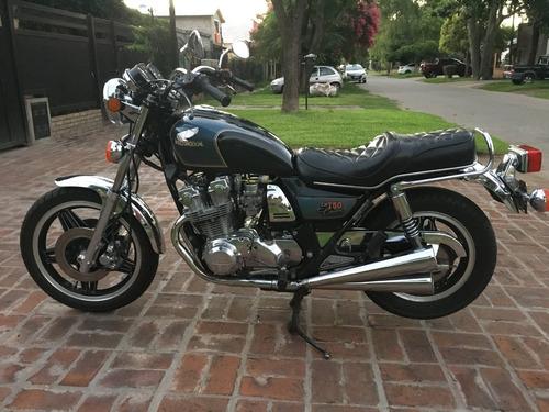 honda cb750 custom 1981