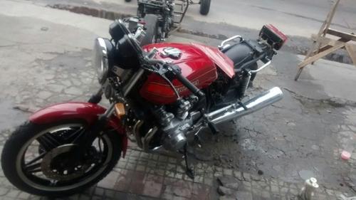 honda cb900fa bol d'or 1980