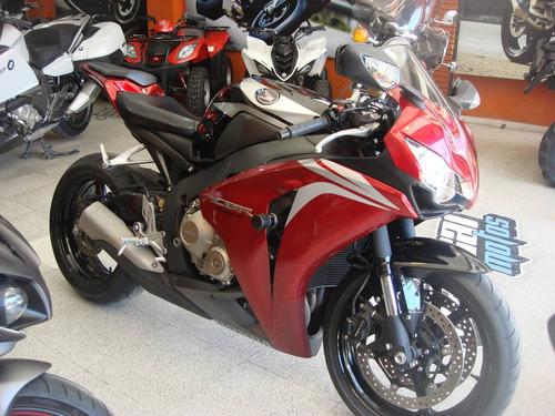 honda cbr 1000 2009 exelente estado a transferir bansai moto