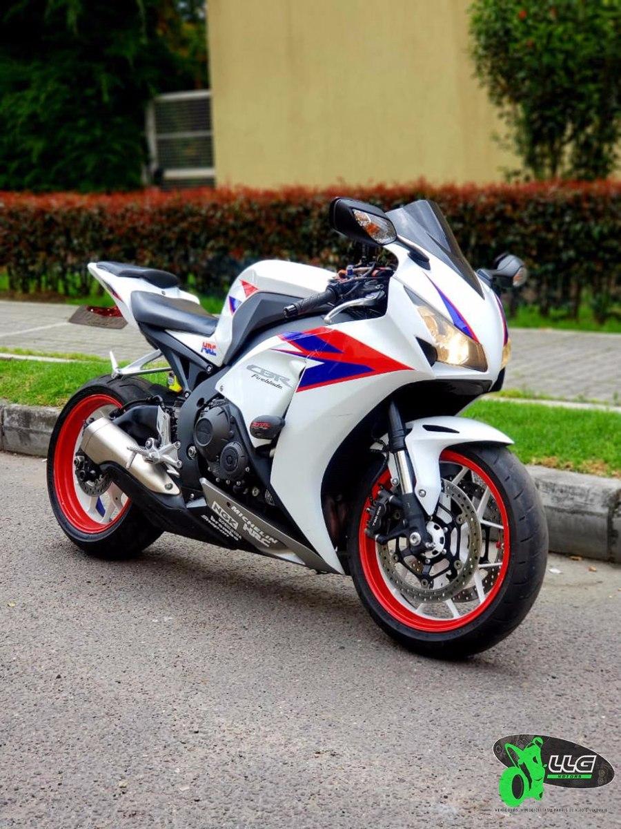 Honda Cbr 1000 - Año Deportivas / Naked - 6000 km - TuMoto