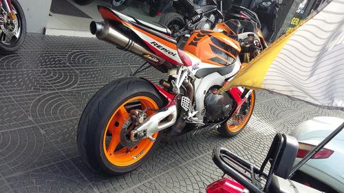 honda cbr 1000 rr año 2007 excelente estado 22000km motos mr