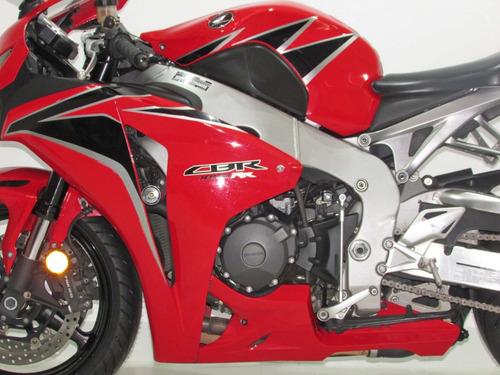 honda cbr 1000rr - 2011 vermelha