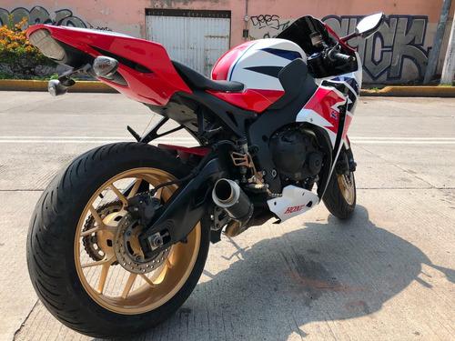 honda cbr 1000rr diseño hrc modelo 2012.... espectacular ¡¡¡