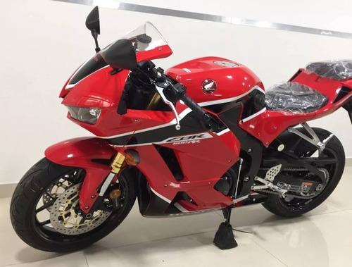 honda cbr 1000rr fireblade 2018 modelo rojo