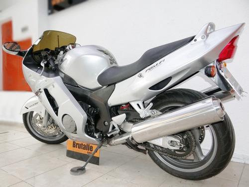 honda cbr 1100xx super blacbird 2001 prata