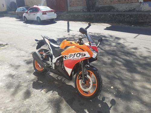 honda cbr 250 cc impecable (nueva) reestrénala