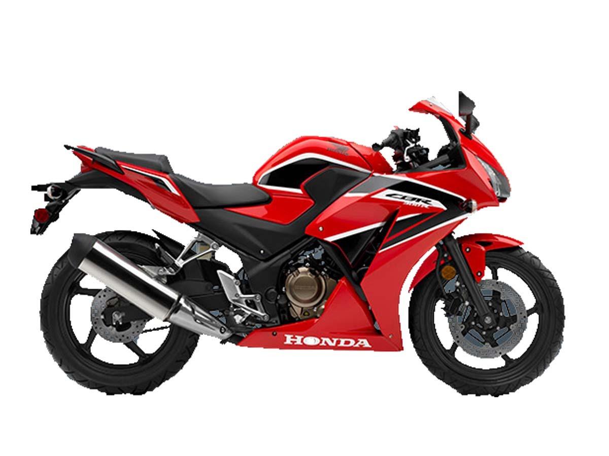 Honda Cbr 300 0 Km 2018 Nueva Roja Negra Moto Sur - $ 198 ...