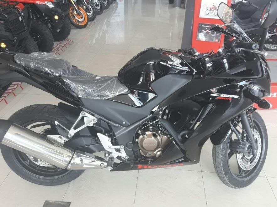 4de646cfd86 Honda Cbr 300 0 Km 2019 Nueva Roja Negra Moto Sur - $ 270.000 en ...