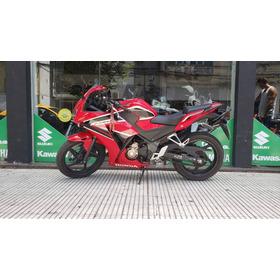 Honda Cbr 300 2018 10000 Km  /kawacolor