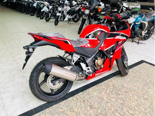 honda cbr 300 okm- paperino motos